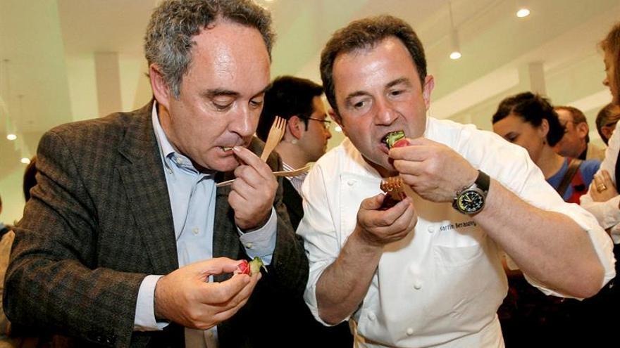 Cien platos que revolucionaron la gastronomía española