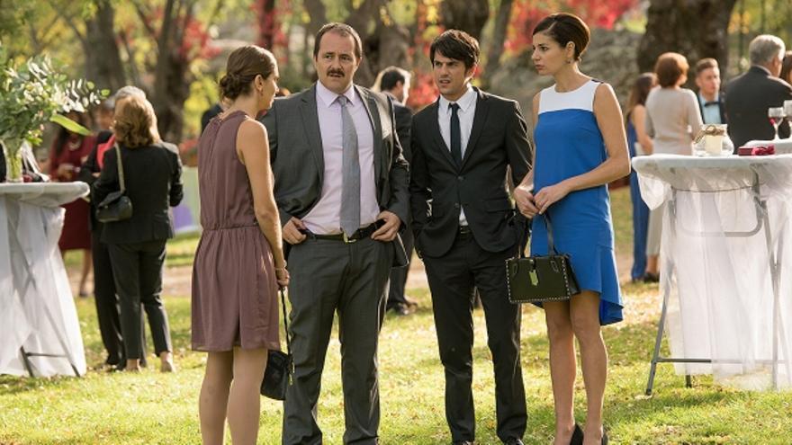 """'Algo que celebrar' en las redes: """"Una familia de locos"""" y Norma Ruiz como la nueva Bridget Jones"""
