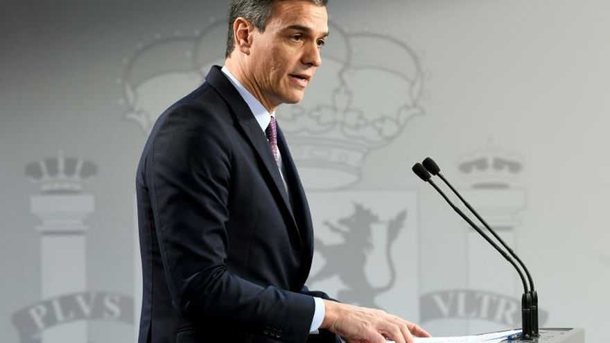 Sánchez llama a Torra por la explosión en el polígono de Tarragona