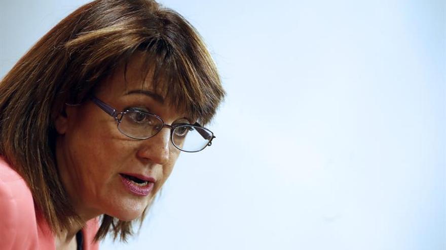 La exportavoz en el Congreso Soraya Rodríguez deja la militancia del PSOE
