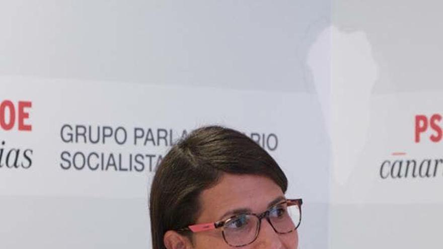 Ana González, diputada del PSOE por El Hierro