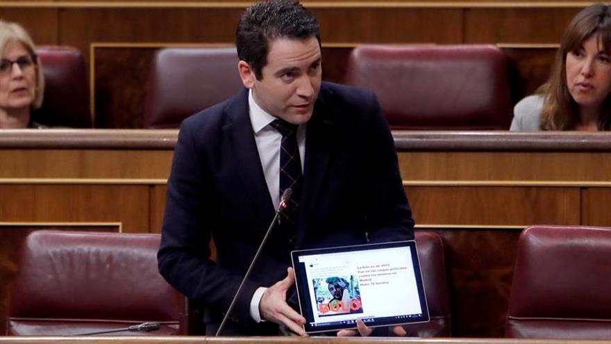 Teodoro García Egea, nuevo secretario general del PP de Casado