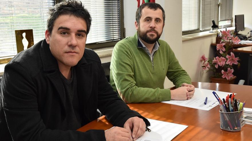 Osalan y Baskegur promoverán iniciativas conjuntas para mejorar la prevención de riesgos en el sector forestal