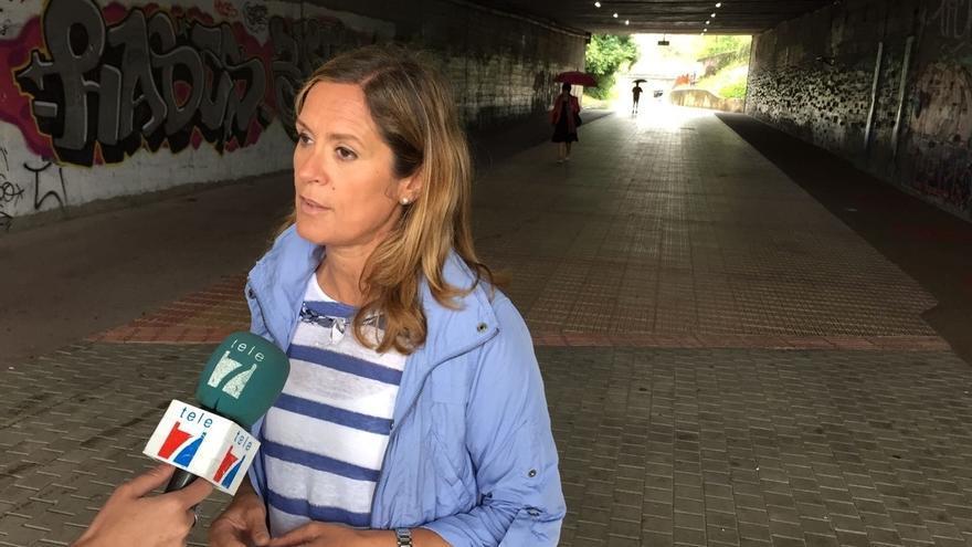 Cuatro cámaras vigilarán el túnel de Ansio, en Barakaldo, para aumentar la seguridad