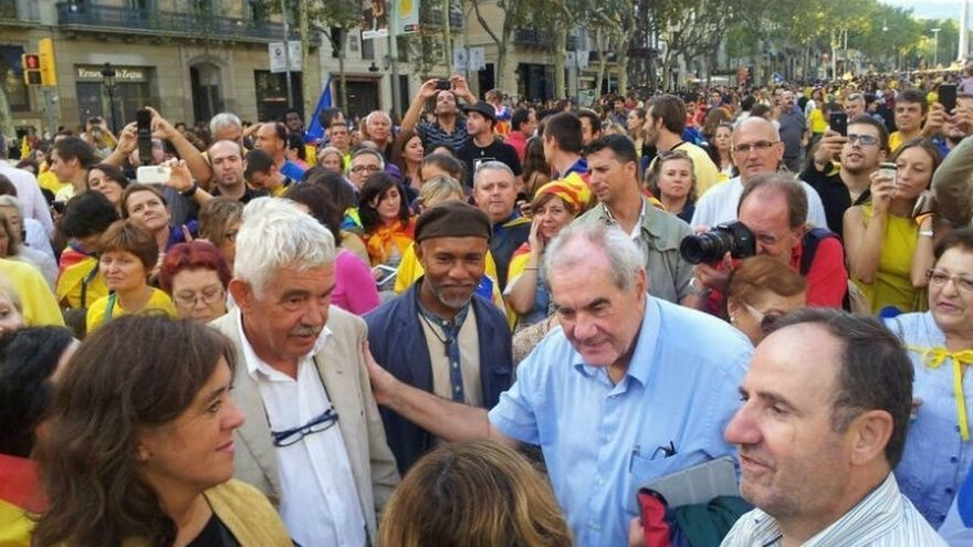 Ernest Maragall avisa al PDC de que su hermano Pasqual registró el Partit Català d'Europa
