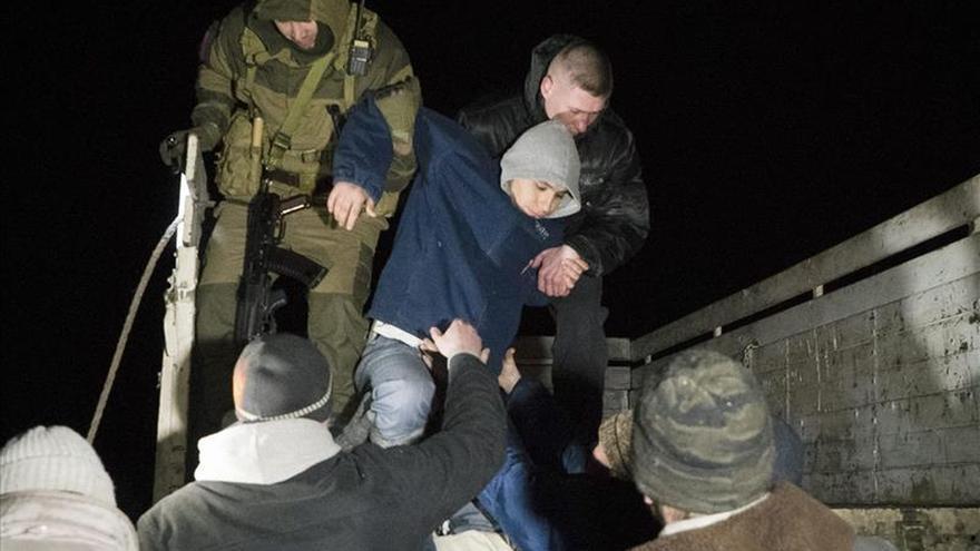 Los prorrusos informan del fin de las hostilidades en todo el este de Ucrania