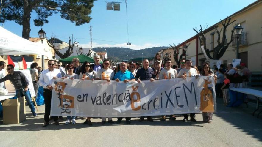Fontanars dels Alforins va acollir la 30a edició de les trobades de la comarca