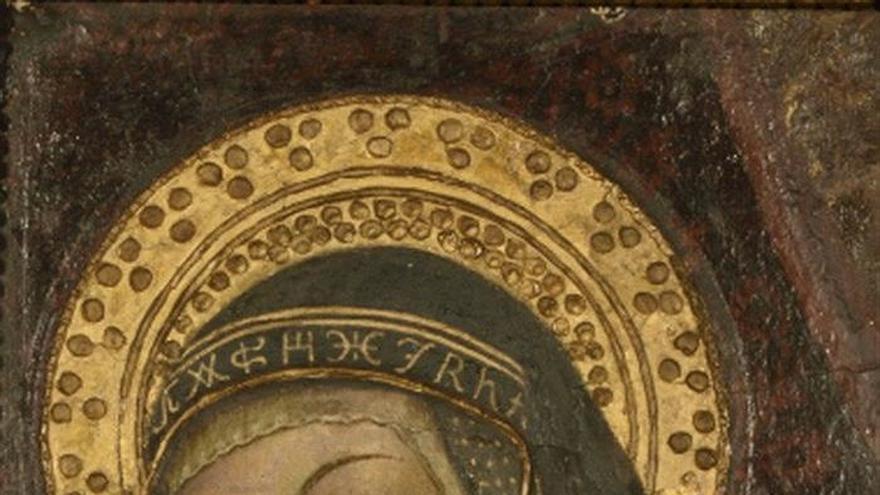"Roma expone la Virgen de Pinturicchio, la ""falsa"" cara de la amante del papa Alejandro VI Borgia"