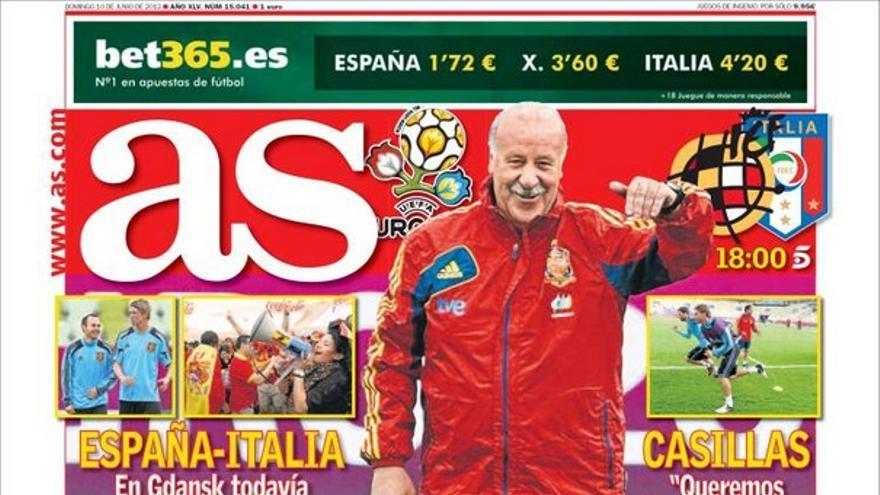 De las portadas del día (10/06/2012) #12