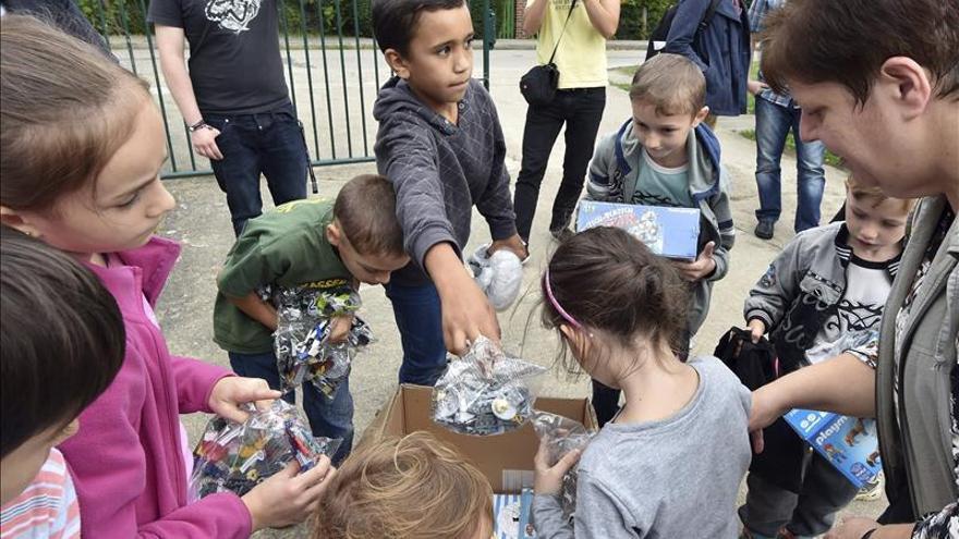 Alemania espera en septiembre un récord de refugiados, pese a los controles