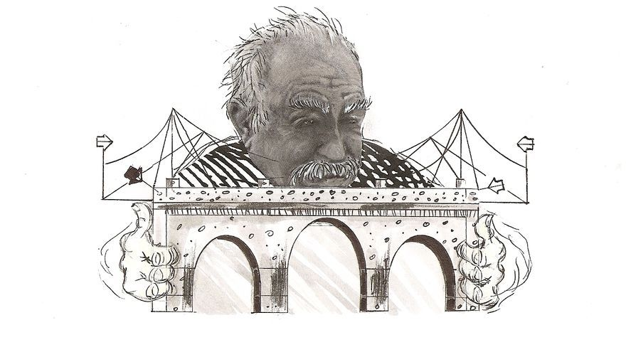 Juan Gutiérrez, por Acacio Puig