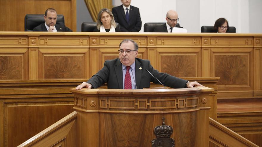 Fernando Mora, diputado del PSOE en las Cortes regionales