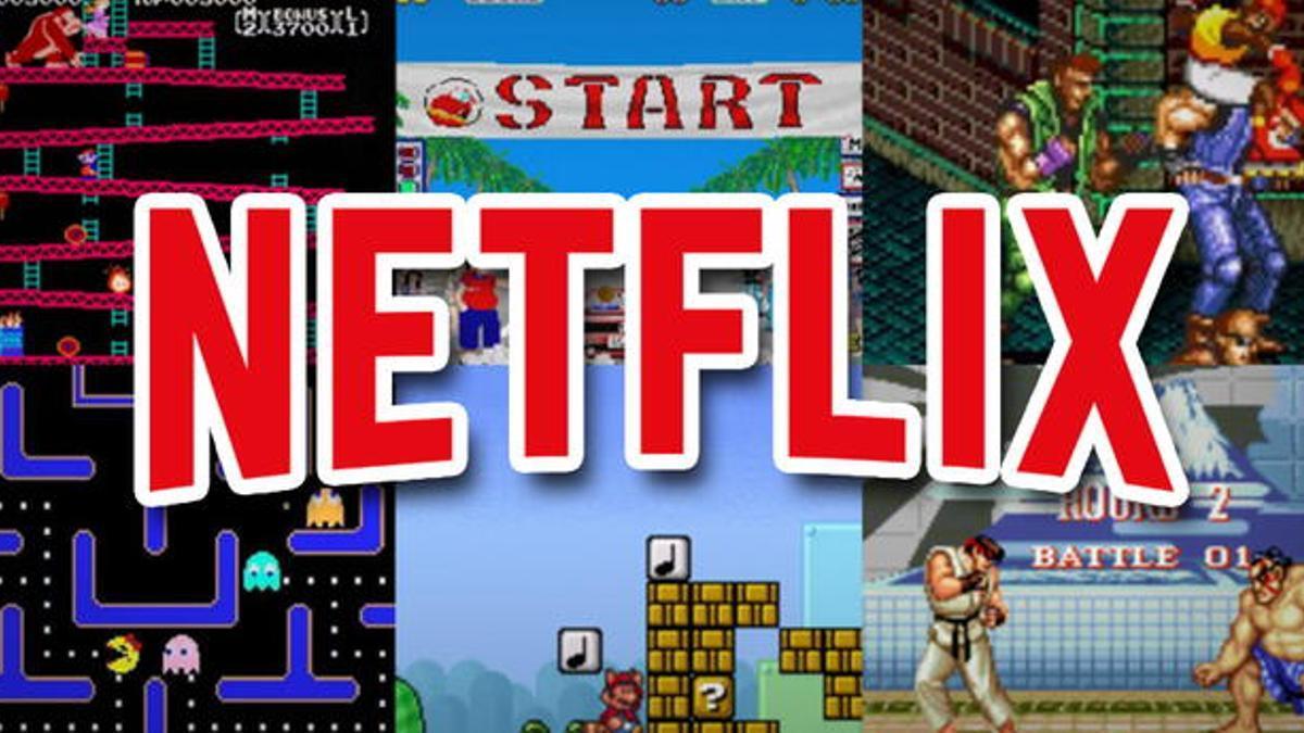 Imagen de 'High Score', un documental sobre videojuegos producido por Netflix