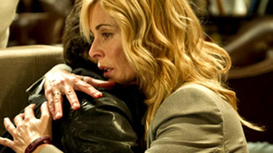 """""""Hay una cosa que te quiero decir"""" no puede con el final de """"Luna"""" pero Sharon Stone, sí"""