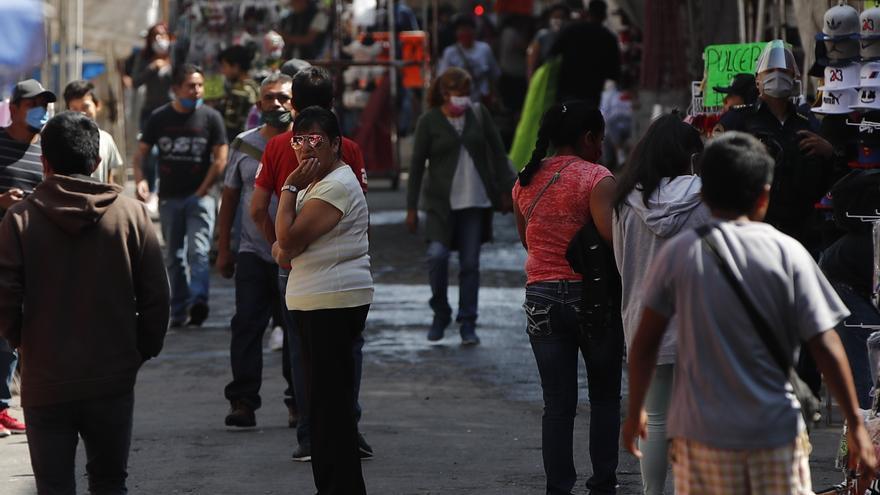 México registra 326 nuevos muertos y 5.564 nuevos contagios por coronavirus