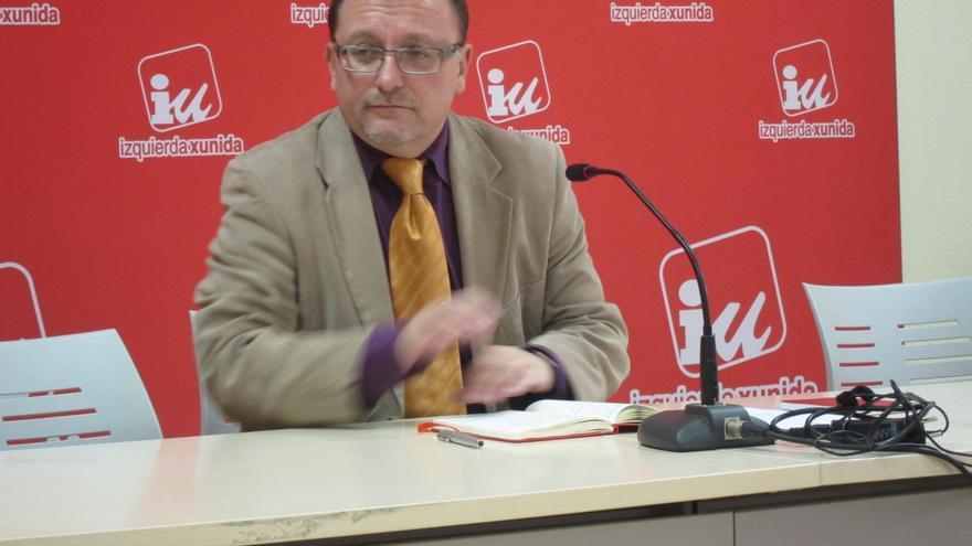 """IU ve reprobable la actuación del jefe de la patronal asturiana pero """"jurídicamente"""" es menor que el caso Díaz Ferrán"""