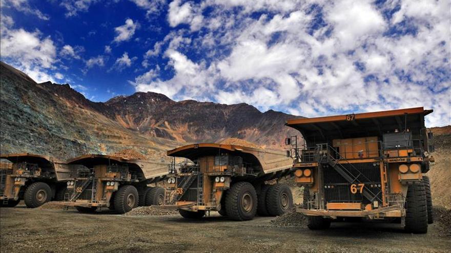 Greenpeace denuncia la destrucción de glaciares rocosos en Chile