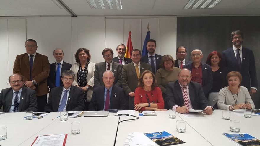 Granada, opción europea para albergar el acelerador Dones