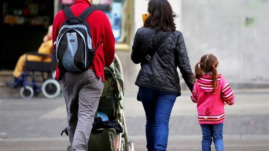 Disminuyen los hogares en Cantabria y su tamaño se sitúa por debajo de la media
