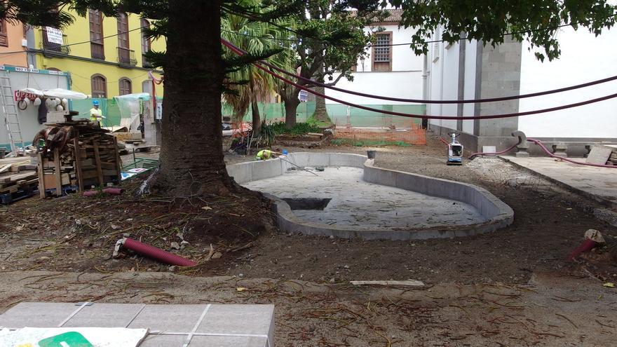 El nuevo estanque de la catedral for Estanque para patos jardin