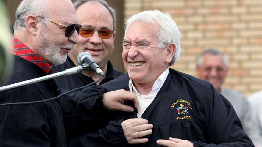 Fallece el actor Cesáreo Estébanez, el famoso Romerales de Farmacia de Guardia