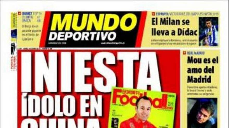 De las portadas del día (28/01/2011) #13