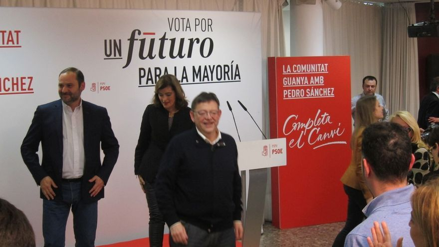 Ximo Puig cree que el Congreso del PSOE debe ser en febrero y que hay que dar la palabra a las bases