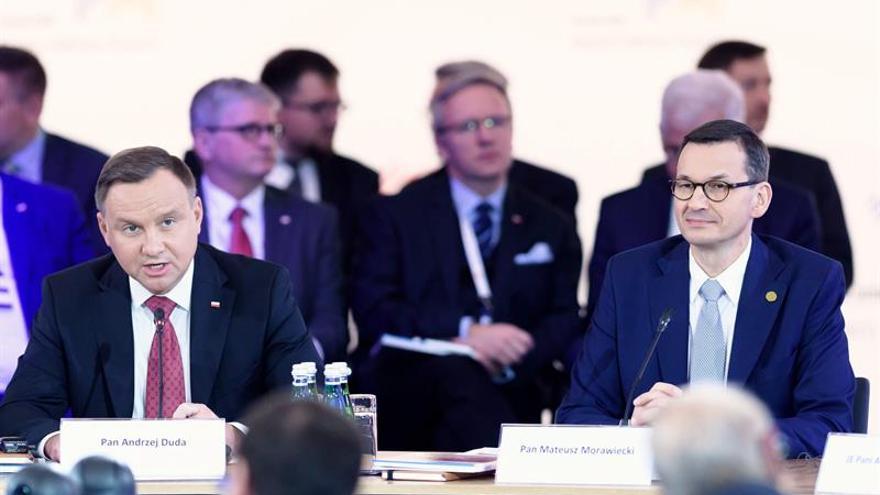 El presidente polaco pide a Bruselas esfuerzos para ampliar la UE a los Balcanes