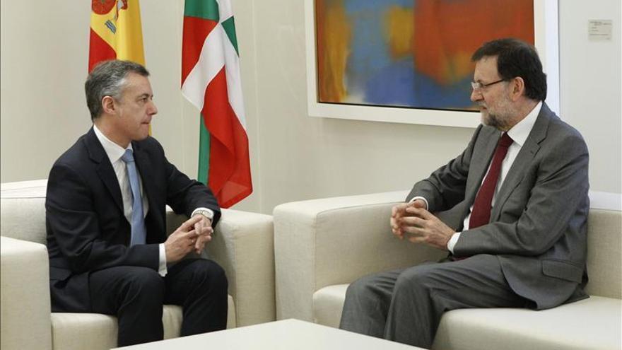 El Gobierno enmarca la cita de Rajoy y Urkullu dentro de su acción ordinaria