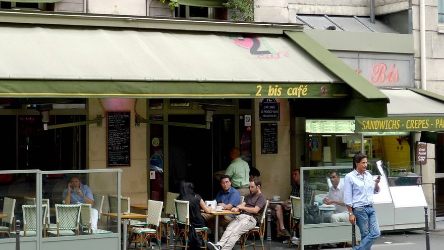 2bis Café. Flickr.