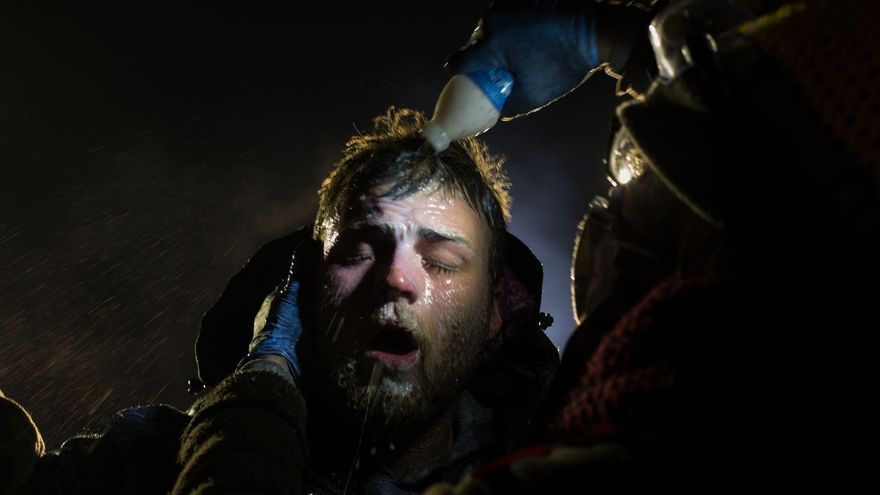 Standing Rock / Amber Bracken, Canada