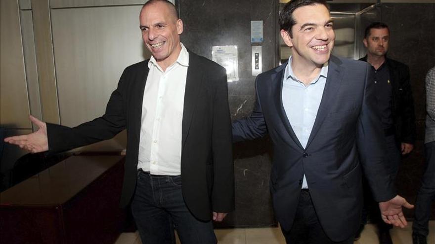Principio de acuerdo entre el Gobierno griego y sus acreedores