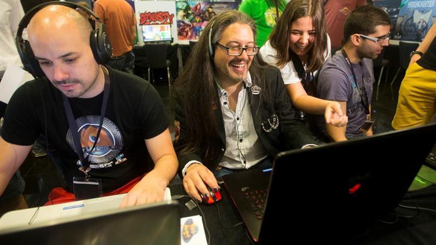 John Romero, premio honorífico del Fun & Serious Game Festival 2017