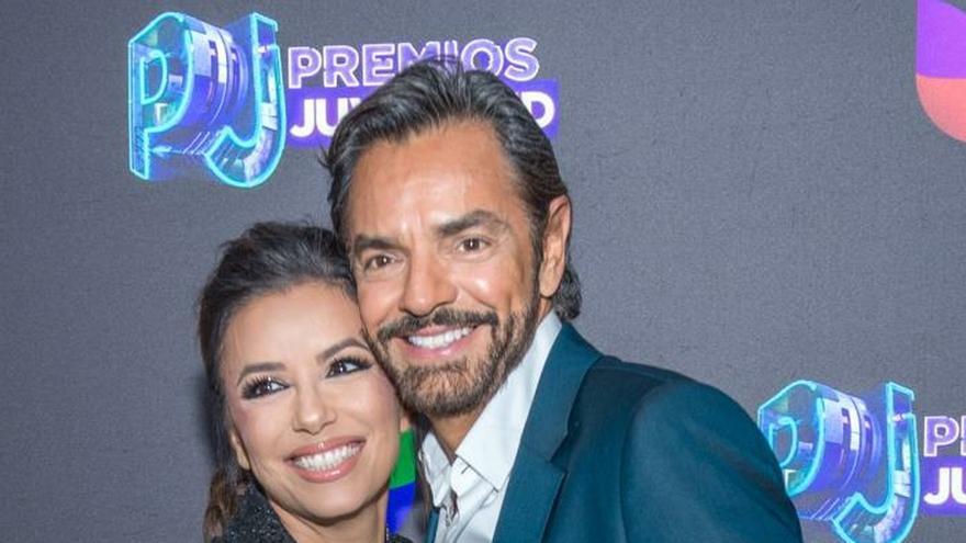 """Eva Longoria y Eugenio Derbez estrenan en Miami """"Dora y la ciudad perdida"""""""