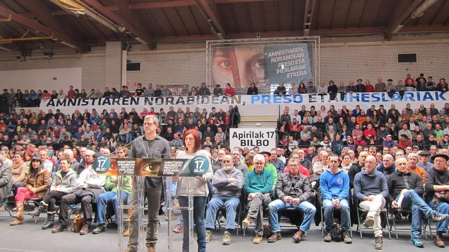 """Una veintena de presos de ETA pide acogerse a beneficios con muestras de """"arrepentimiento o pseudo arrepentimiento"""""""