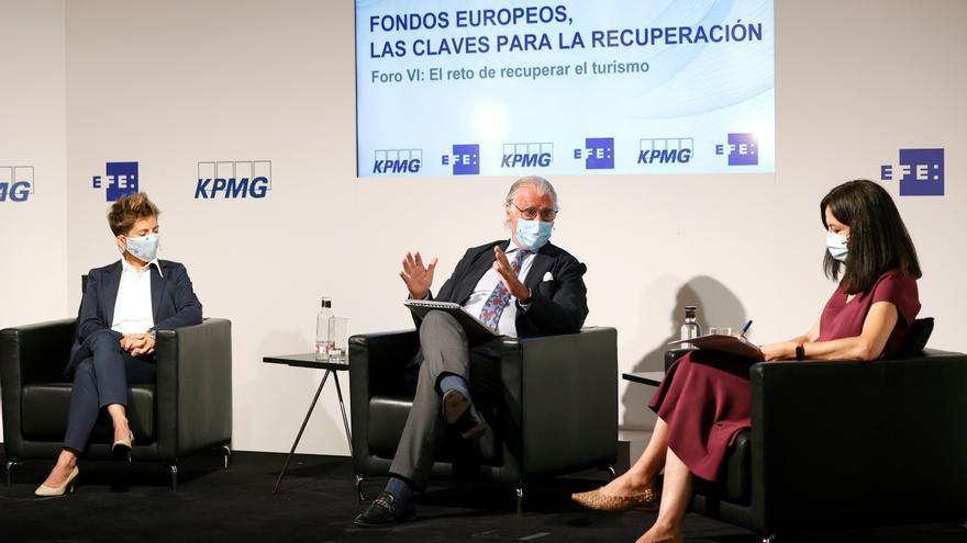 "Los fondos europeos deben construir un ""proyecto país"" turístico para España"