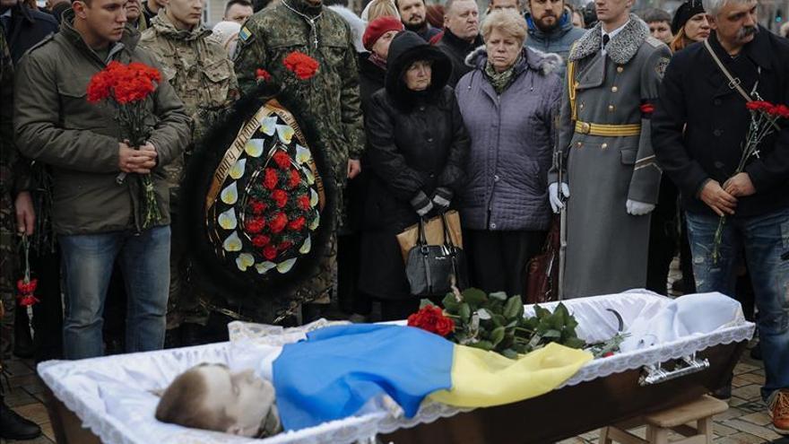 Kiev denuncia que los separatistas recibieron armas de Rusia en plena negociación