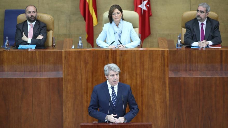 """Garrido defiende la """"experiencia y estabilidad"""" del PP: """"No podemos permitirnos giros bruscos ni fórmulas radicales"""""""