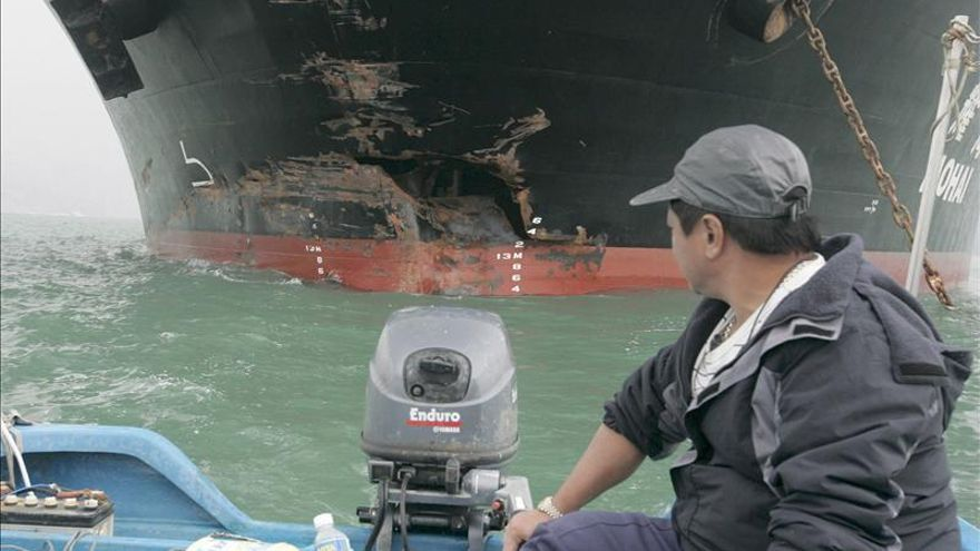 Un navío norcoreano secuestra a 16 pescadores chinos y pide una  recompensa