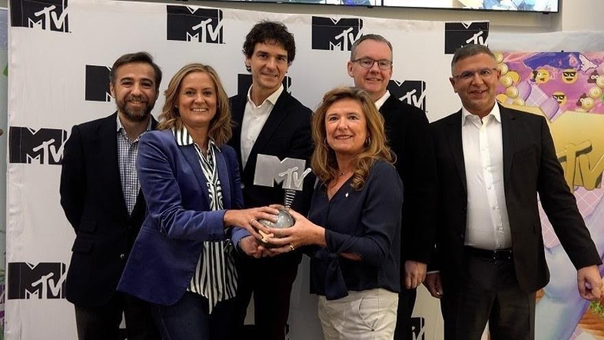 """Rementeria dice que la llegada de los MTV EMA 2018 representa """"un premio para todos y una oportunidad para Bizkaia"""""""