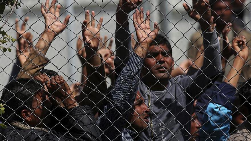 El campo de Moria: el nuevo Idomeni tras el acuerdo UE-Turquía