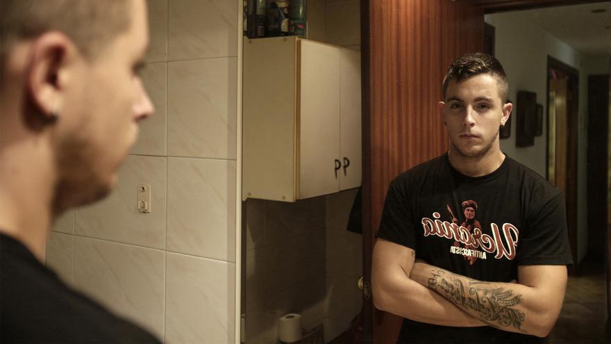 """Alfonso Fernández, Alfon, pone su vida """"en stand-by"""" a la espera del juicio. Foto: Olmo Calvo."""