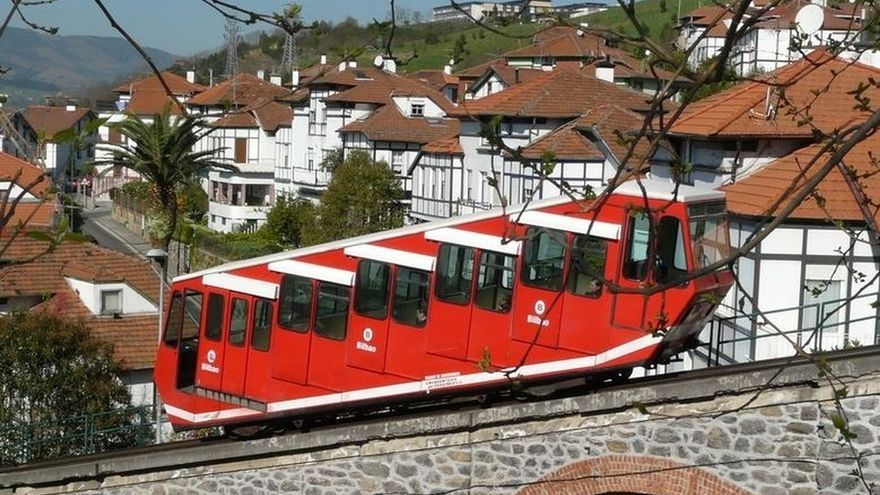 Artxanda celebrará el centenario del Funicular este domingo con una jornada festiva