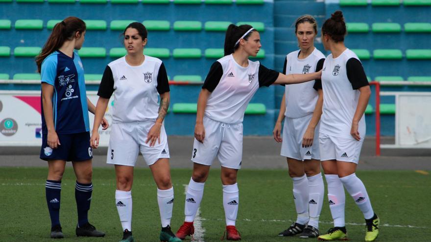 El Unión Viera intentará el ascenso a la división de plata del fútbol femenino español.