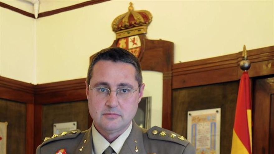 """Coronel Martínez: """"No es fácil encontrar gente capaz de morir por su país"""""""