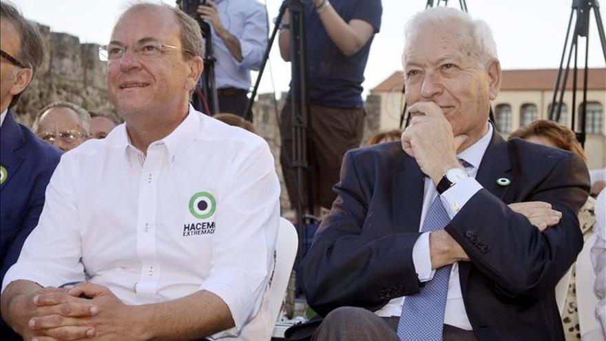 Margallo: Si España cae en la inestabilidad se tira por la borda el esfuerzo