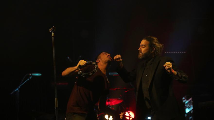 Vida'21 abre la pospandemia musical española con un festival sin distancias