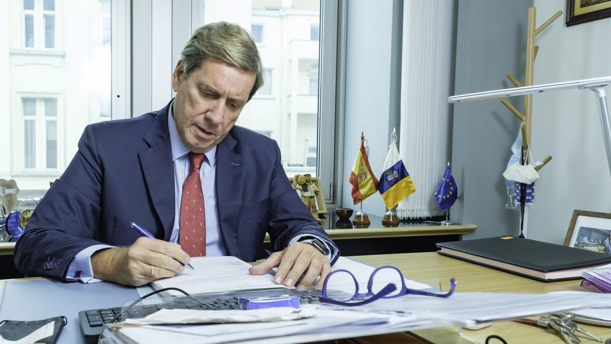 Gabriel Mato.