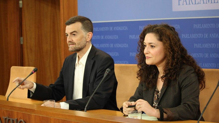 Inmaculada Nieto sustituye a Antonio Maíllo como portavoz del grupo parlamentario de Adelante Andalucía