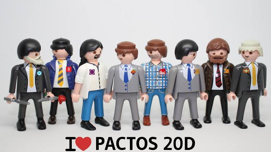 I love pactos 20D